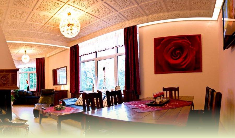 Ferienhaus am Scharmützelsee bei Bad Saarow Startseite